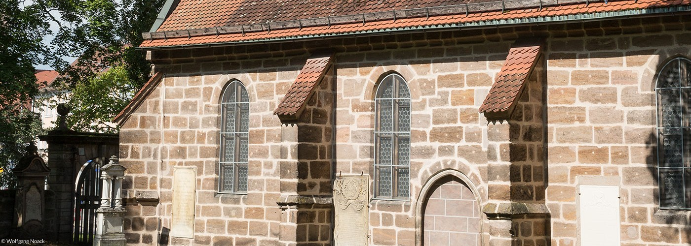 Dreieinigkeitskirche Schwabach