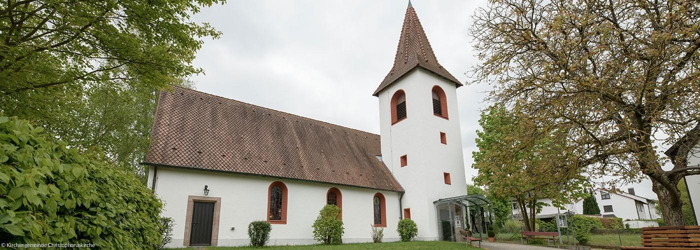 Schwabach Wolkersdorf - Christophoruskirche
