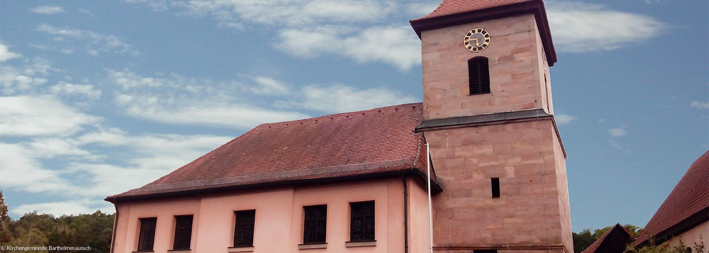 Kirchengemeinde Barthelmesaurach