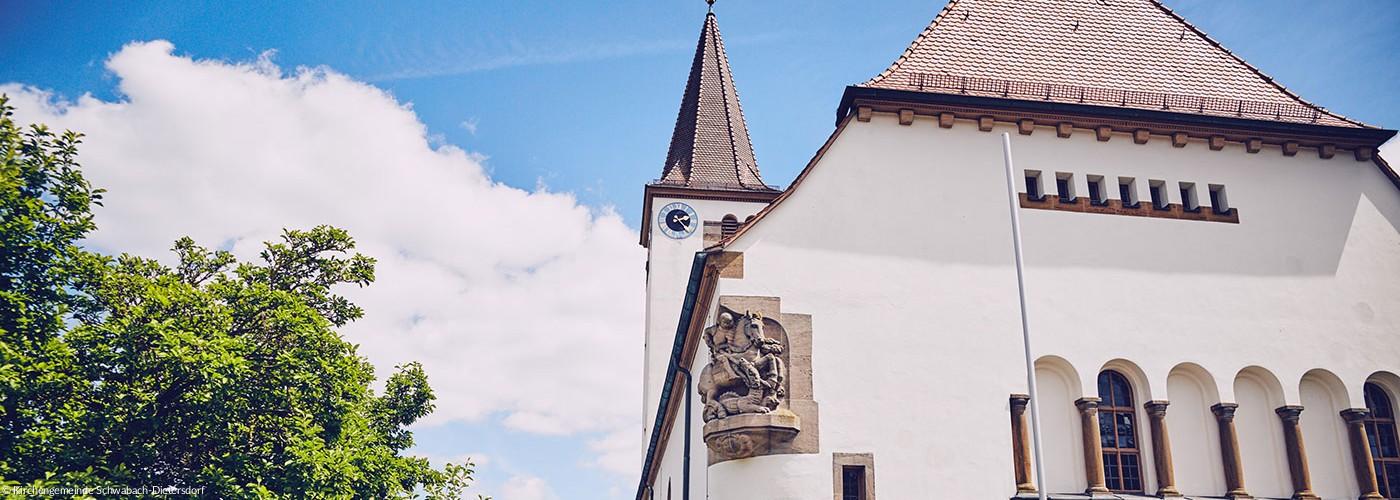 Georgskirche Dietersdorf