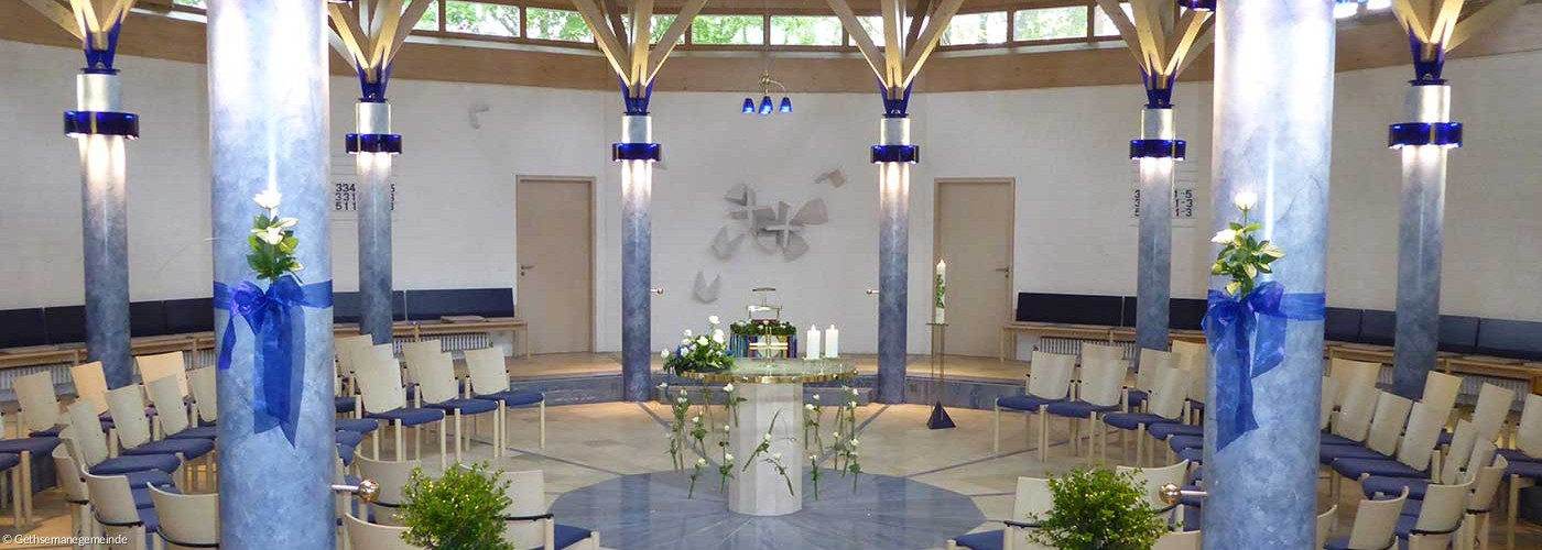 Gethsemanekirche Schwabach-Limbach
