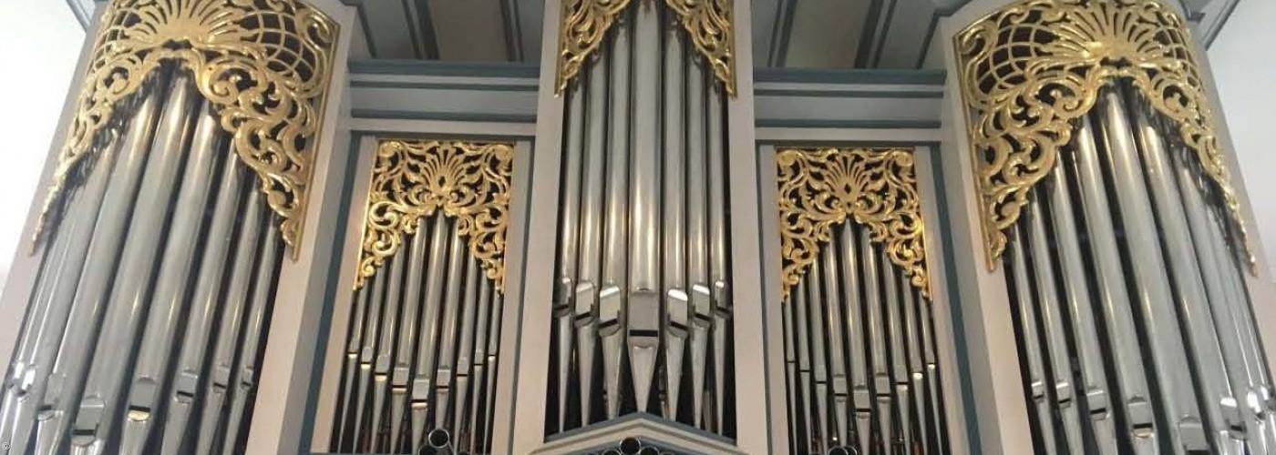Orgel in der Stadtkirche Roth