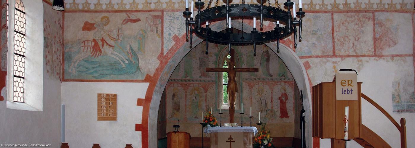Kirche Rednitzhembach